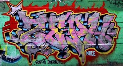alphabet graffiti,street graffiti