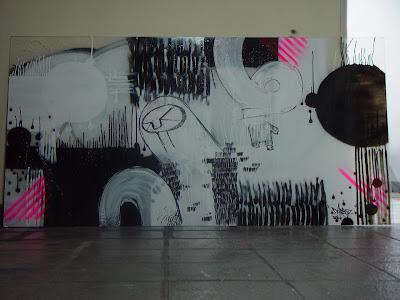darbotz, graffiti darbotz