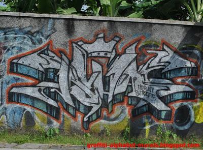 graffiti, graffiti 3d