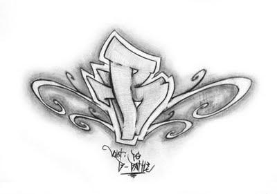 letter B, graffiti alphabet, graffiti letter, graffiti font