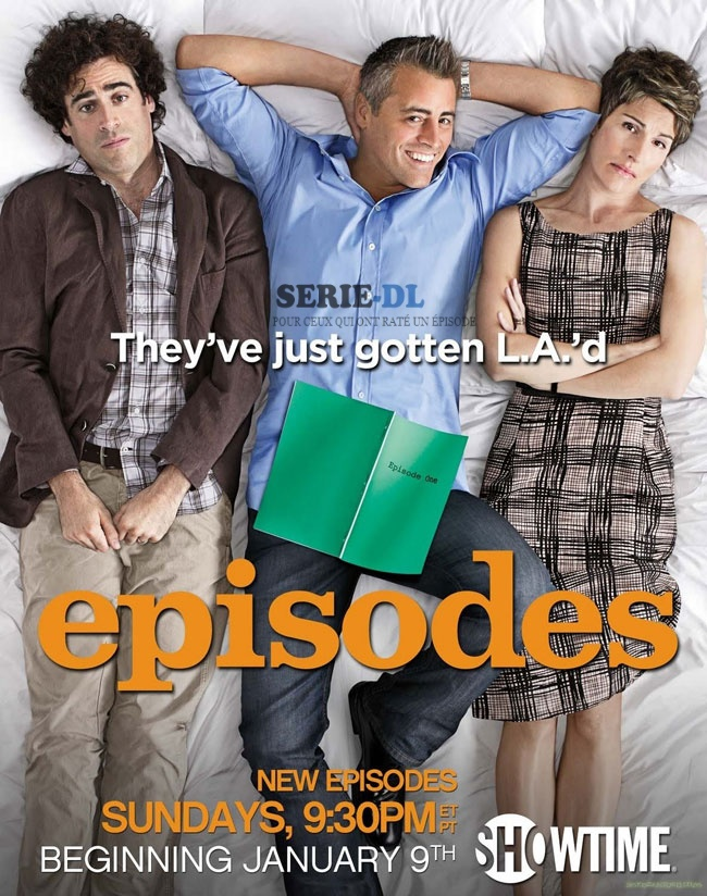 Episodes [Saison 02 FRENCH] [Complet]  (PDTV-HDTV + HD720 et 1080)
