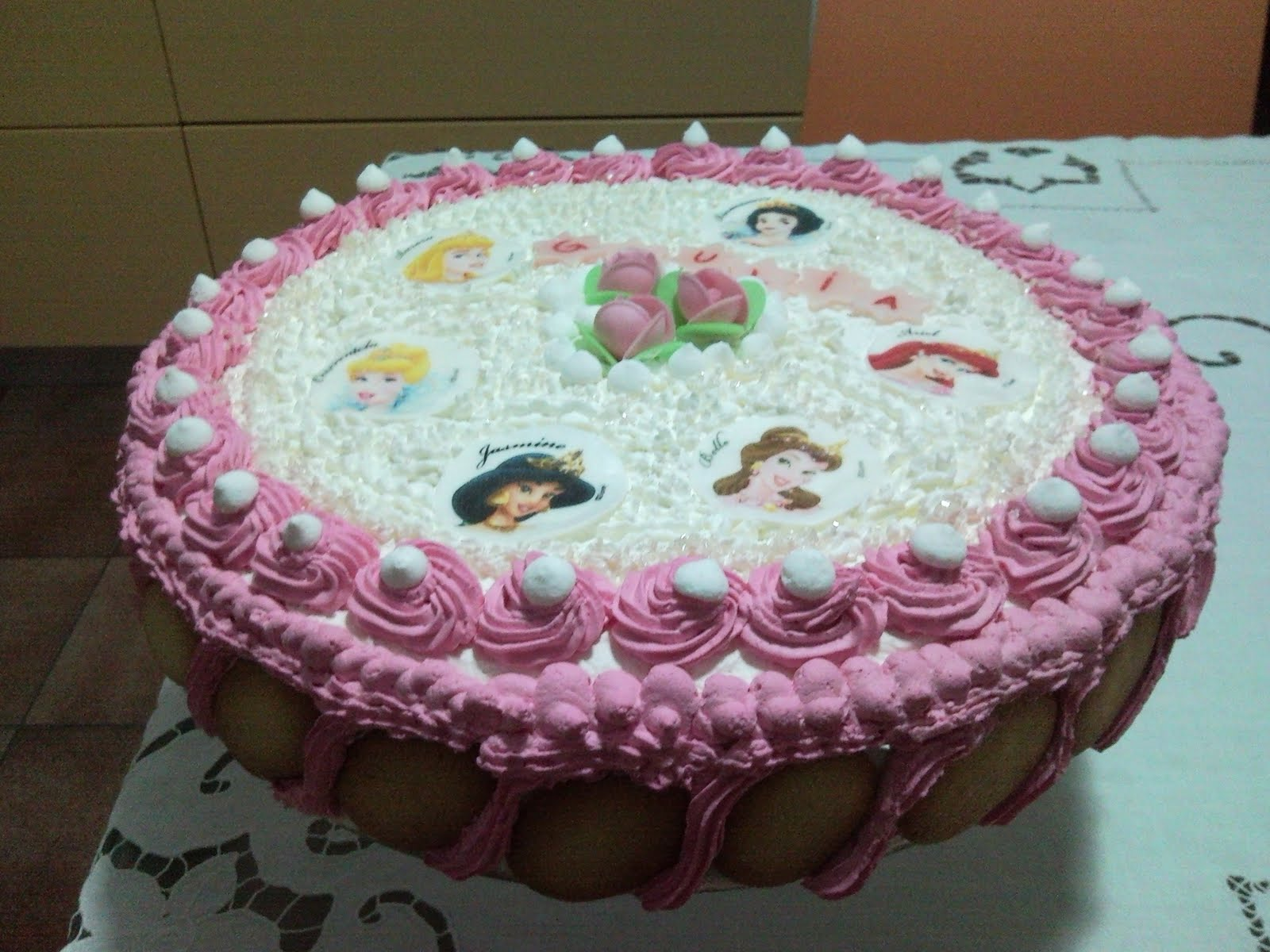Cake Design Principesse Disney : Fammi una torta!: Principesse disney