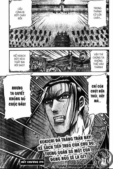Chú bé rồng-Ryuuroden chap 194 Trang 46 - Mangak.info
