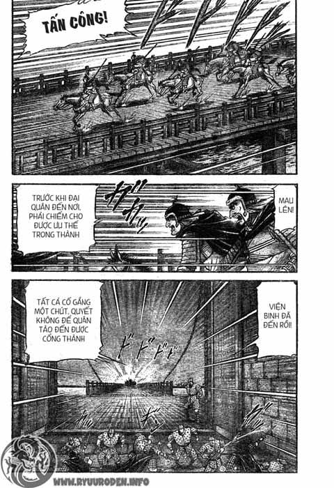 Chú bé rồng-Ryuuroden chap 194 Trang 19 - Mangak.info