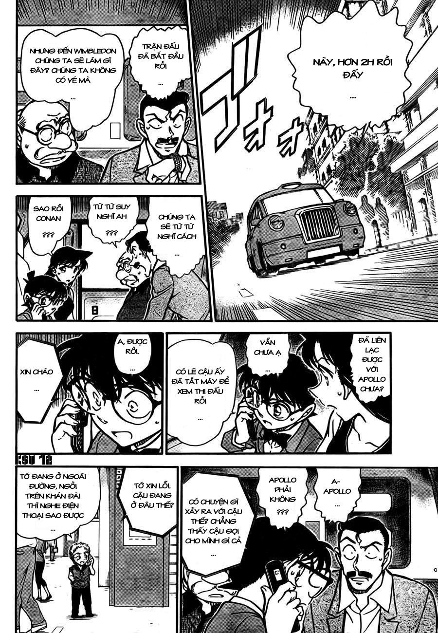 Detective Conan - Thám Tử Lừng Danh Conan chap 748 page 13 - IZTruyenTranh.com