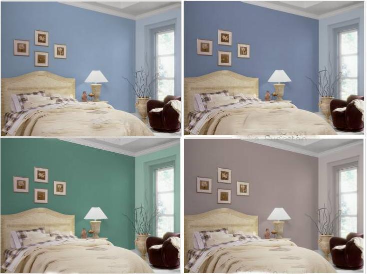 N o erre na hora de pintar sua casa com essas dicas nova for Pintura casa moderna