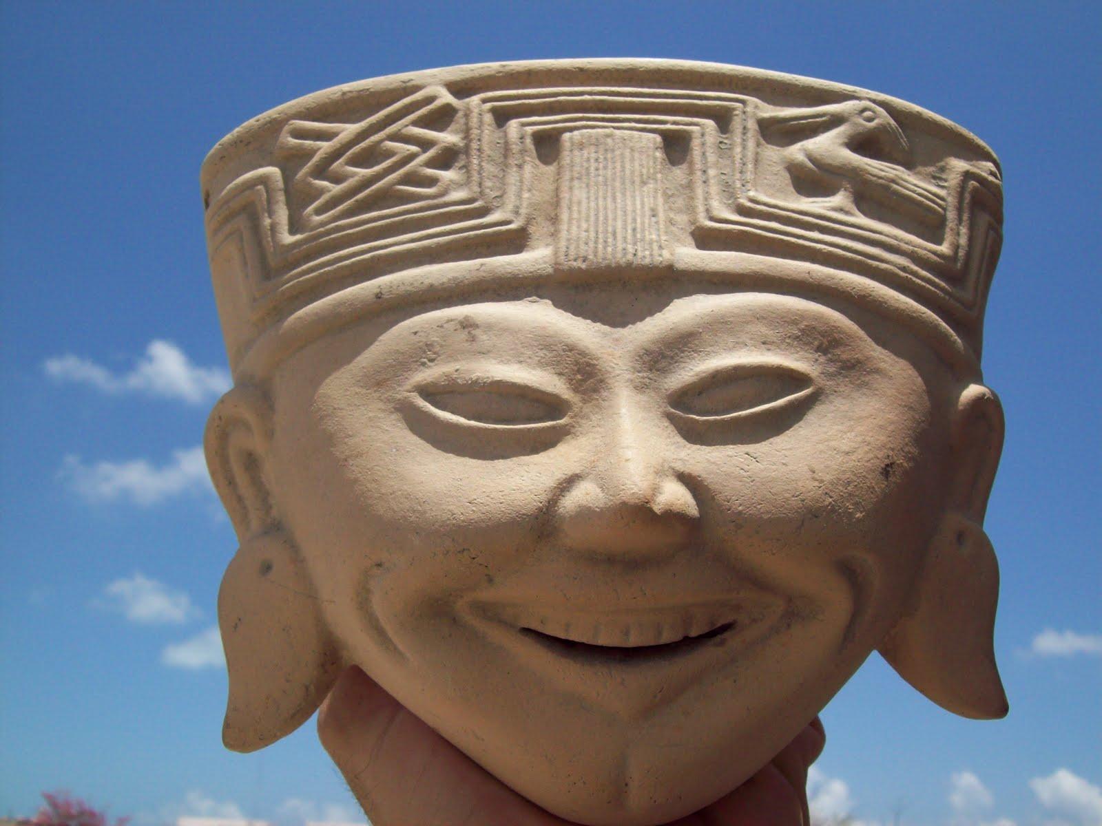 Los Totonacas Veracruz México