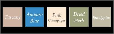 PANTONE модерни цветове за пролет 2010