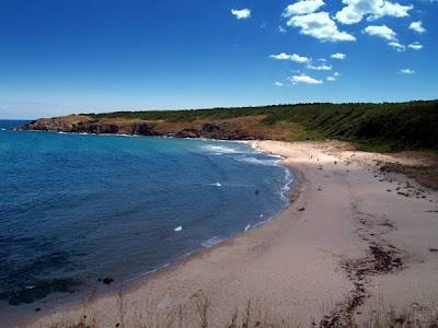плаж Липите - Синеморец
