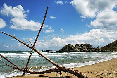 плаж Листите - Синеморец