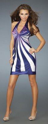 сиво - Облекло, мода, елегантност Dress--summer--2009-1