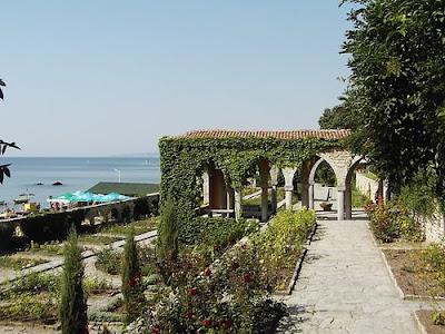 ботаническа градина и дворцов комплекс - Балчик