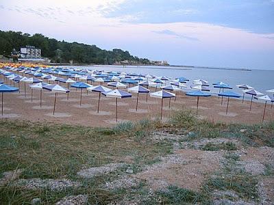 Централен плаж Балчик