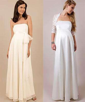 булчински рокли за бременни