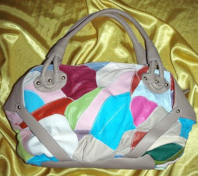 дамска чанта пачуърк