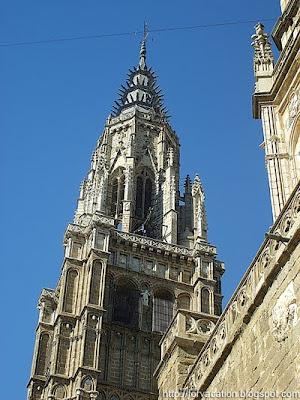 катедралата в Толедо