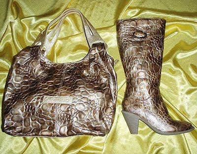 чанта  и ботуши