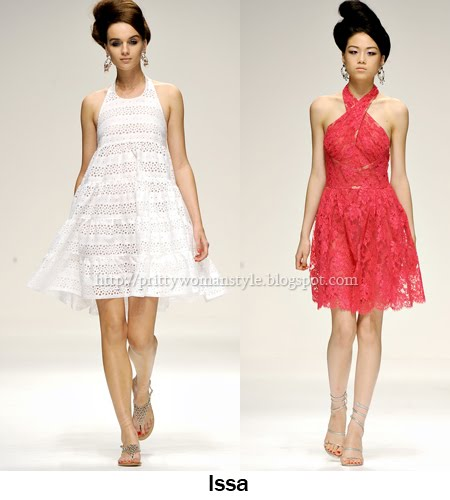 дантелени рокли с малки фигури
