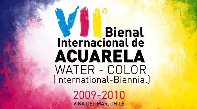 VII Bienal Internacional de Acuarela