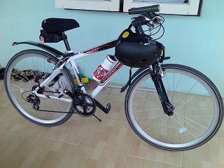 Sepeda Cak Jeng yang Hilang