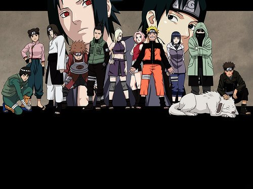 naruto vs sasuke shippuden final battle. Naruto and his friends