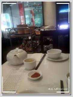 墨爾本市中心的早茶