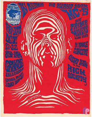 13th Floor Elevators Spaceman Poster