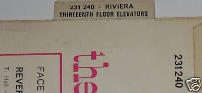 13th floor elevators french ep