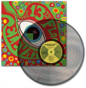 Psychedelic Sounds of the 13th Floor Elevators Mono