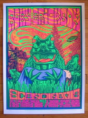 Roky Erickson Tour
