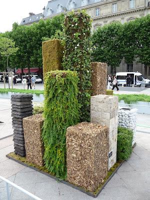 Paris c t jardin biodivert city un massif ville pour les insectes - Cierres de jardin ...