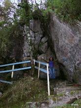 abraçando rochas maravilhosas