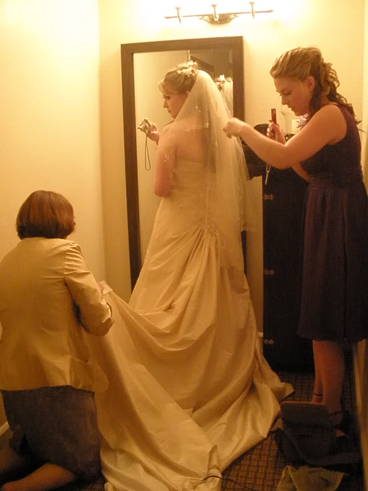 Just days before i do the must have dress saving for Where to get my wedding dress cleaned