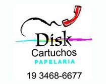 DISK Cartuchos - PAPELARIA