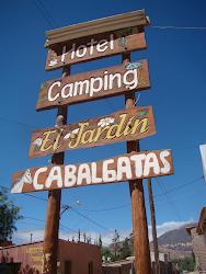 Complejo Turistico EL JARDIN