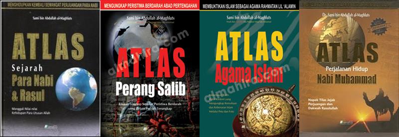Atlas Perjalanan Hidup Nabi Muhammad 2 Atlas Perjalanan Hidup Nabi