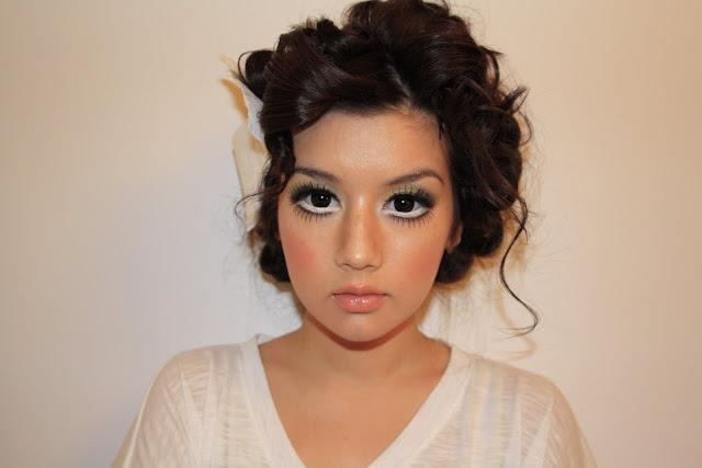 beautimage make up hair for lumedisco s doll shoot. Black Bedroom Furniture Sets. Home Design Ideas