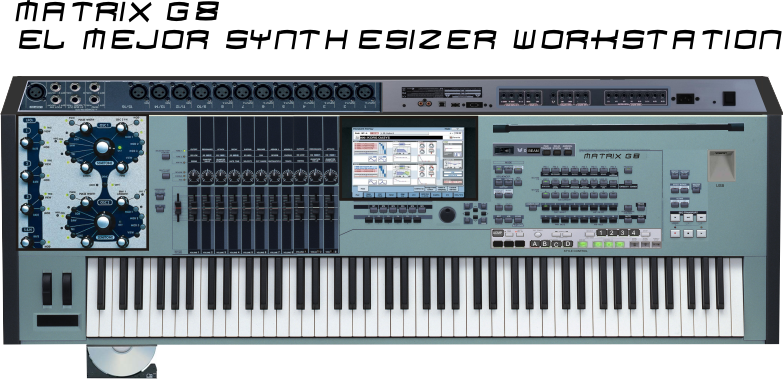 Synthesizer Workstation