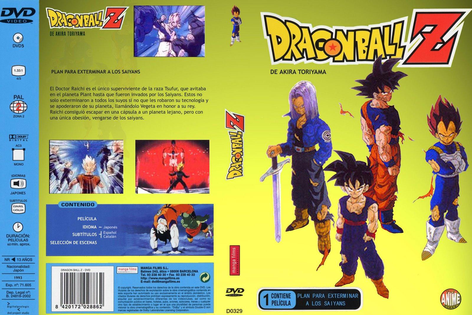 Imagen de la portada del DVD:
