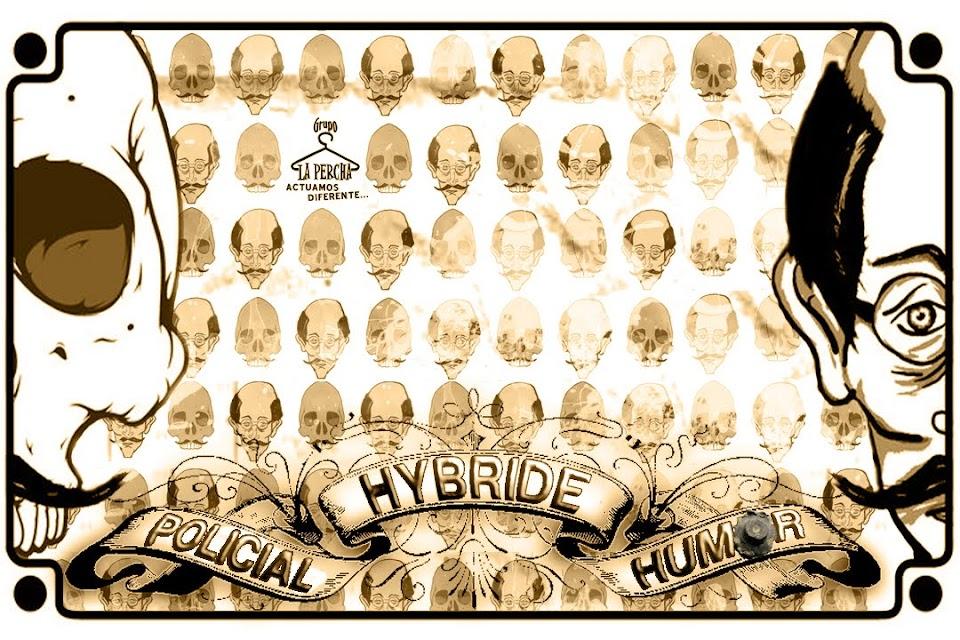 """Hybride """"Siempre es tarde para jugar"""""""