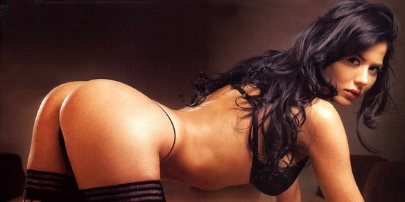 Karina Jelinek tiene un video porno con un Tano