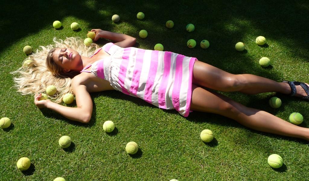 Maria Kirilenko Es Una De Las Tenistas Mas Seys Del Mundo Y Aqu La