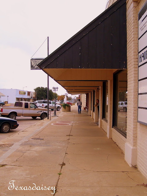 View of downtown Seymour, Texas
