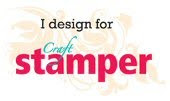 Proud to Design For Craft  Stamper