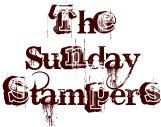 Sunday Stampers Challenge