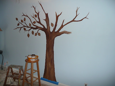 Surfaces with paint faux for Easy mural painting