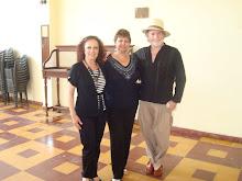MABEL PIMENTEL y OSCAR MURILLO (Ballet Brandsen)