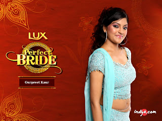 Lux Perfect bride pictures