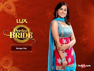 Lux perfect bride rumpa roy photos