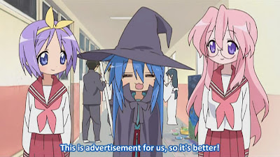 Lucky Star episode 24: The IRONY